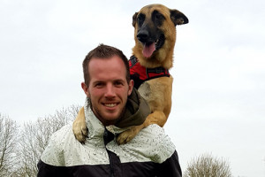 Franck & Liou un duo de choc en sport canin !