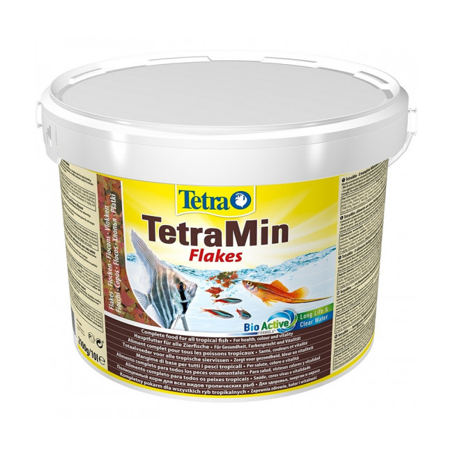 Alimentation Tetra Tetramin pour poissons exotiques