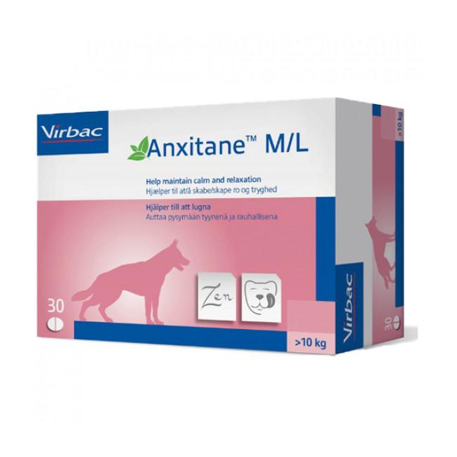 Anxitane contre le stress et l'anxiété pour chien et chat