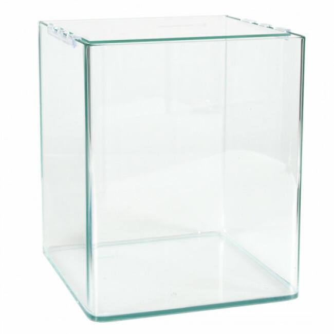 Aquarium cubique en verre Urbyss Q Aqua Della
