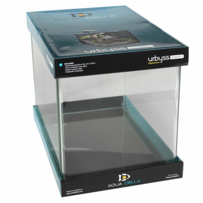 Aquarium profond en verre Urbyss S Aqua Della - 35 litres