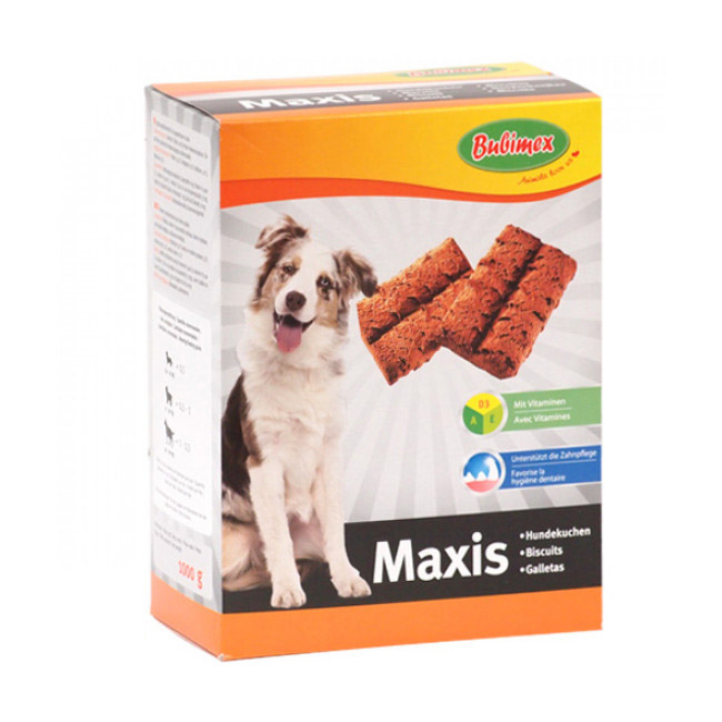 Biscuits Maxis aux céréales pour chien
