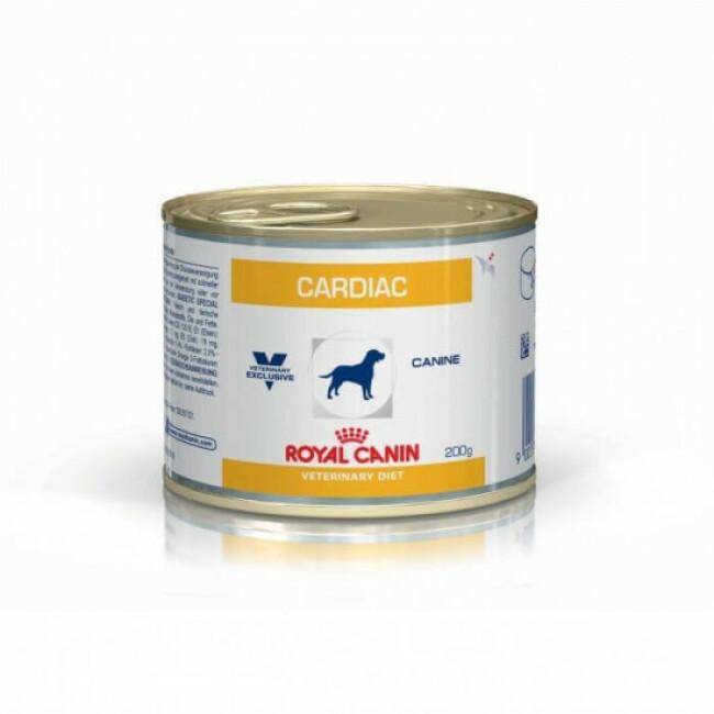 Boîtes Royal Canin Veterinary Diet Cardiac pour chiens 12 boîtes 200 g