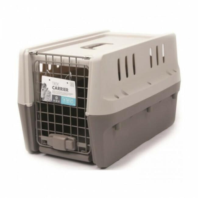 Polytrans Ventilateur Portable de Cage pour Chien