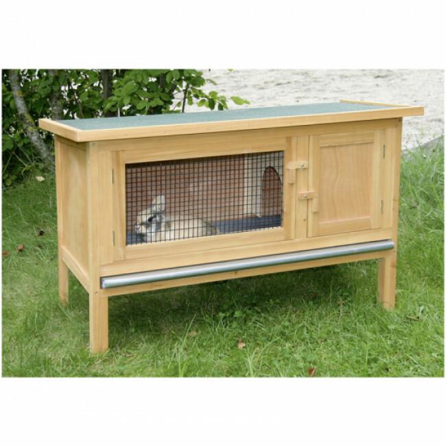 Cage en bois pour rongeurs Fred 100 x 45 x 62 cm Kerbl