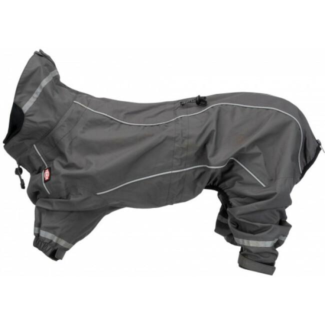 Combinaison de pluie imperméable pour chien Vaasa Trixie