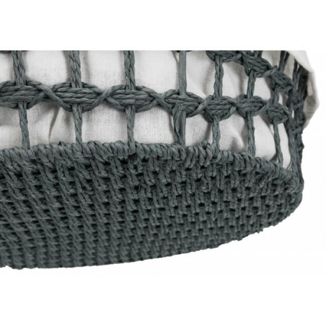 Corbeille en fibres de papier pour chien Feira