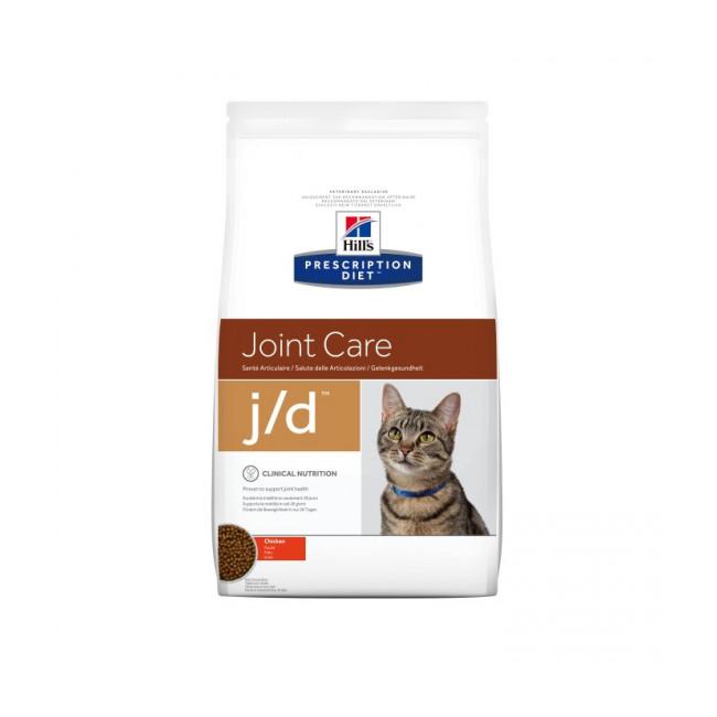 Croquettes Hill's Prescription Diet Feline J/D