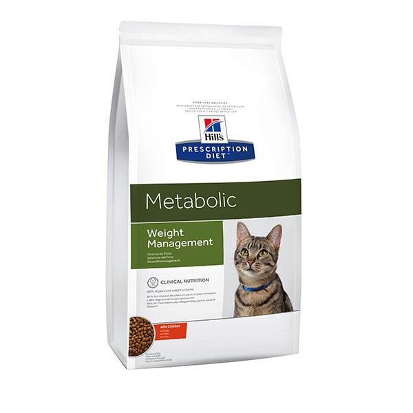 Croquettes Hill's Prescription Diet Feline Metabolic