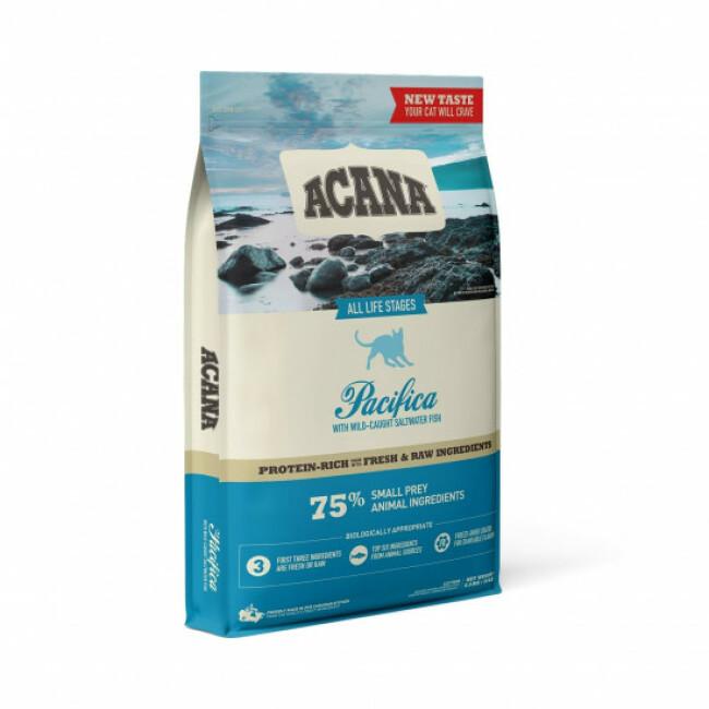 Croquettes pour chat Acana Regionals Pacifica saveur poisson