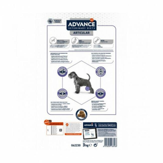 Croquettes pour chien adulte Advance Veterinary Diets Articular Care