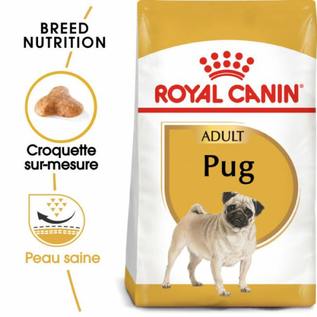 Croquettes pour chien adulte Royal Canin Carlin 25 Sac 1,5 kg
