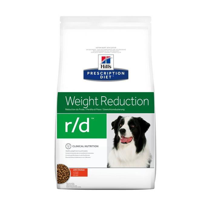 Croquettes pour chien Hill's Prescription Diet Canine R/D
