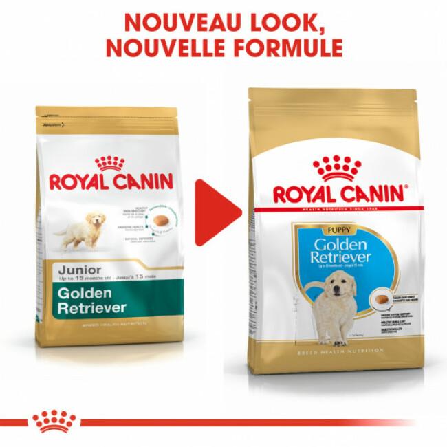 Croquettes pour chiot Golden Retriever Puppy Royal Canin