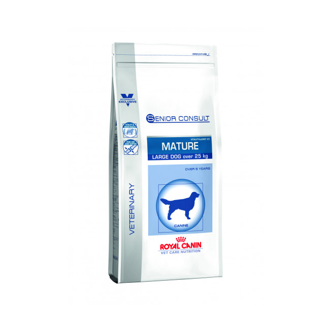 Croquettes pour chien senior Large Veterinary Care Consult Royal Canin Sac 14 kg
