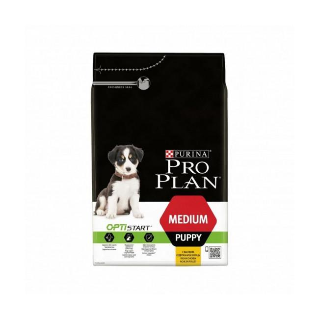 Croquettes Pro Plan Medium Puppy OptiStart