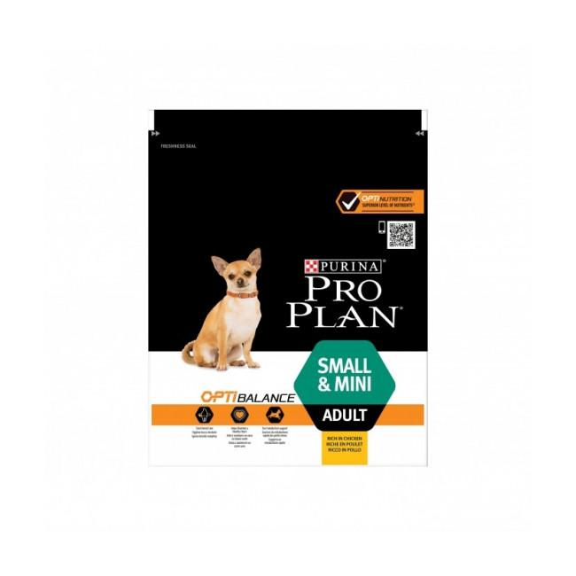 Croquettes Pro Plan pour chien adulte Small & Mini au poulet