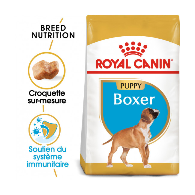 Croquettes Royal Canin Boxer Puppy