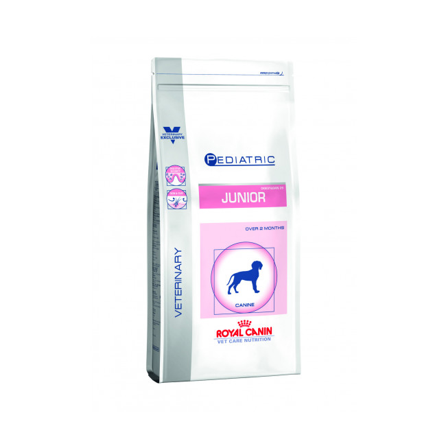 Croquettes Royal Canin Veterinary Care Pediatric Junior Medium Dog