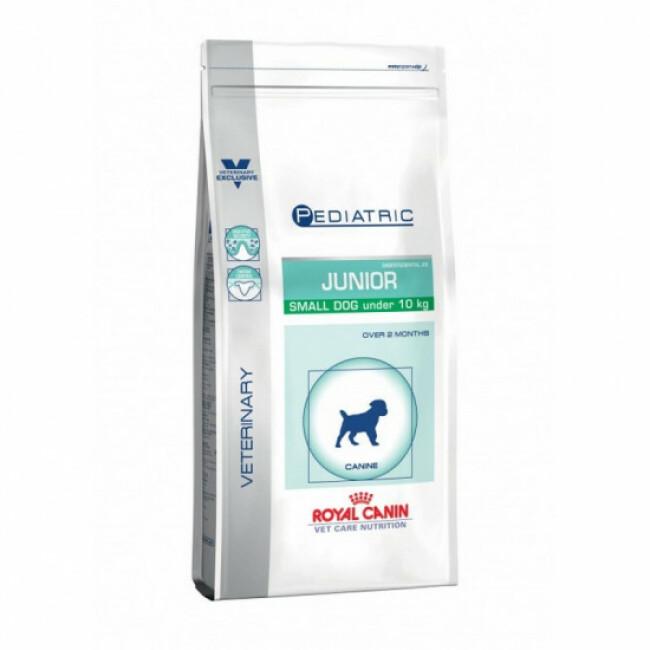 Croquettes Royal Canin Veterinary Care Pediatric Junior Small Dog