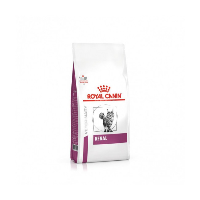 Croquettes Royal Canin Veterinary Diet Renal pour chats