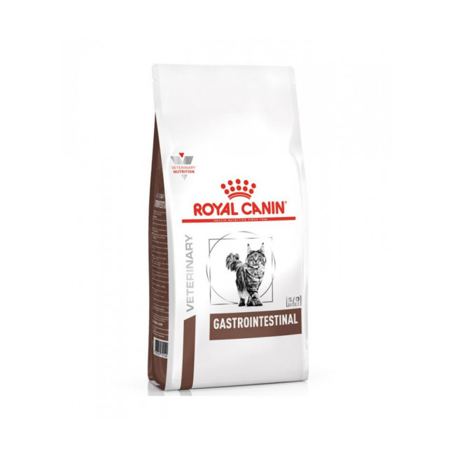 Croquettes Veterinary Diet Gastro Intestinal pour chat Royal Canin