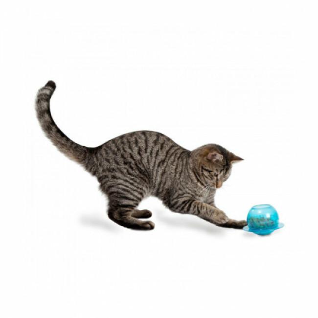 Distributeur de nourriture pour chat Petsafe Fishbowl FunKitty