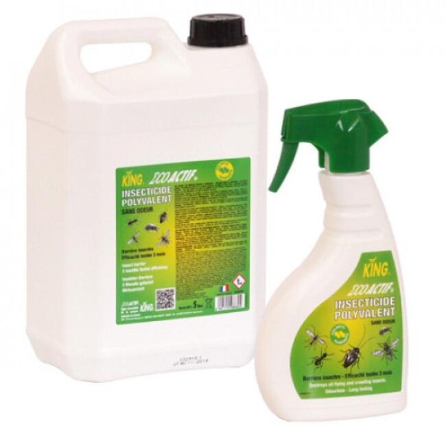 Eco actif Insecticide pour élevage