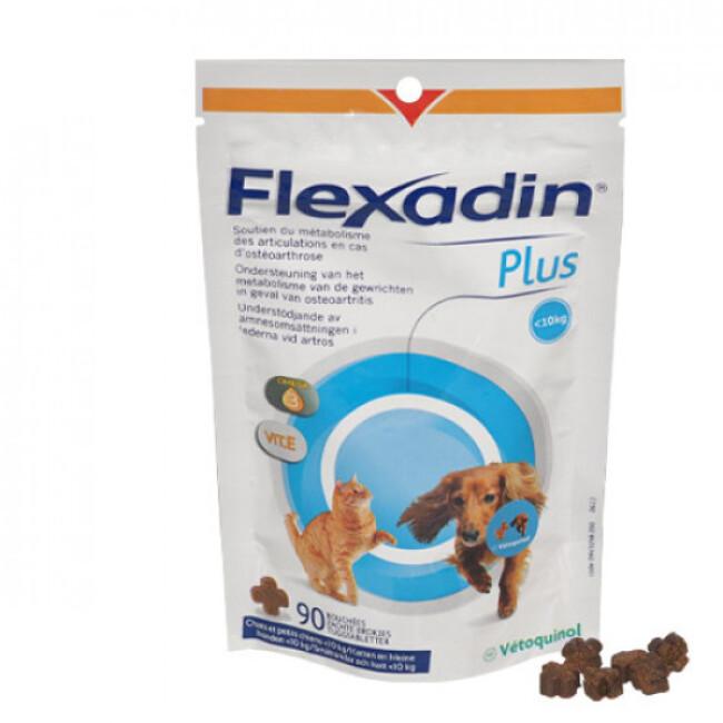Flexadin+ bouchées pour chien et chat contre l'arthrose