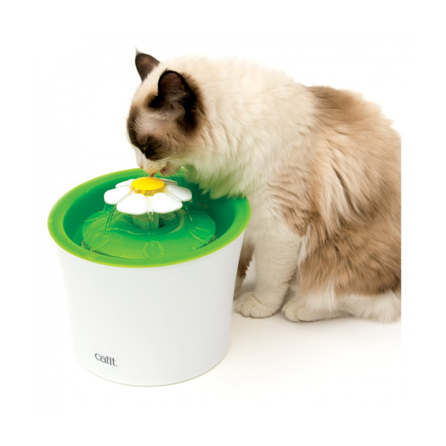 Fontaine à fleur pour chat Cat it 2.0