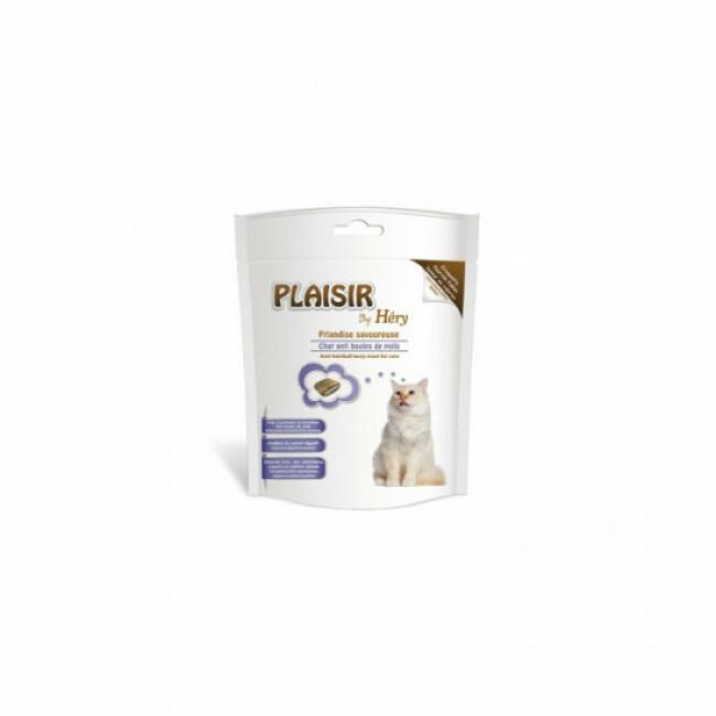 Friandise pour chat anti boules de poils Plaisir Héry 50 g