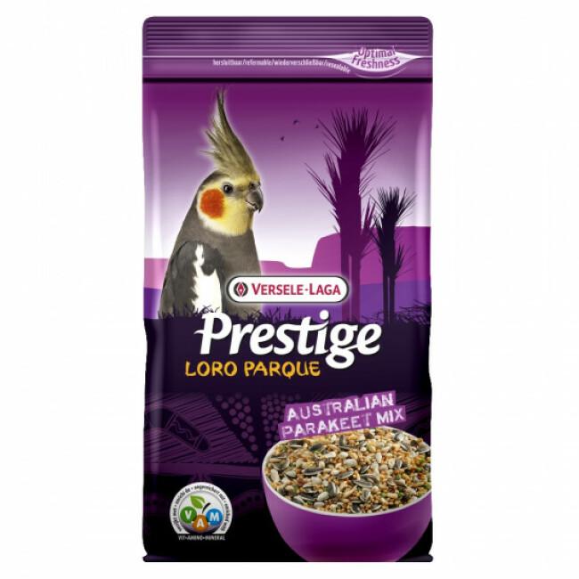 Graines Versele Laga Prestige Loro Parque Mix pour perruches australiennes