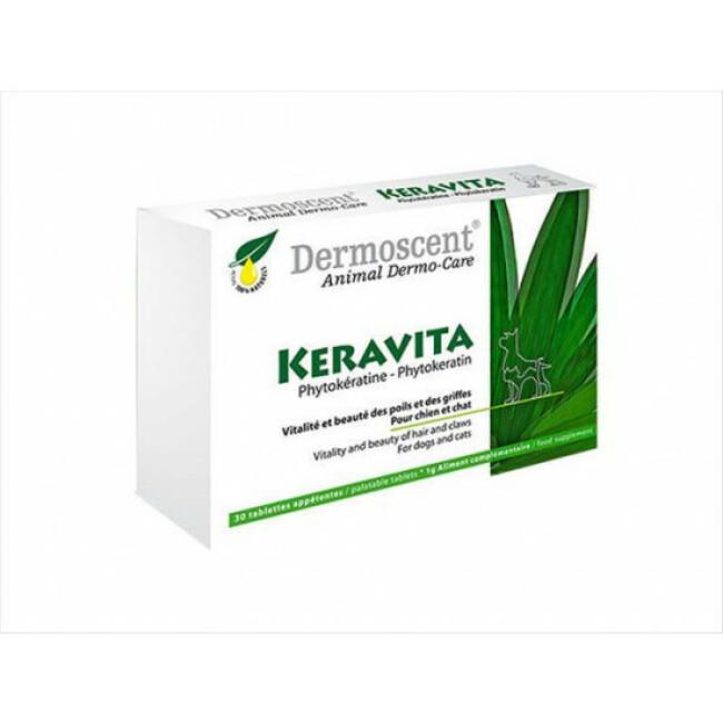Keravita pour chiens et chats Dermoscent