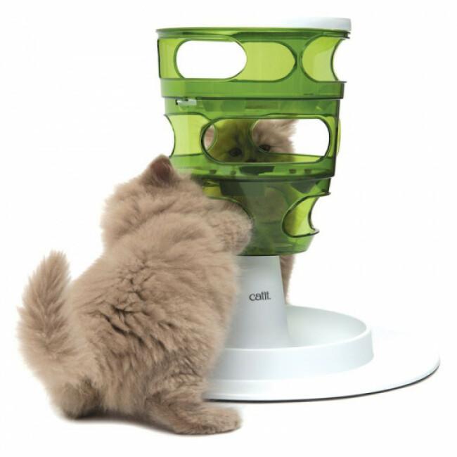 Labyrinthe à aliments pour chat Cat it Senses 2.0