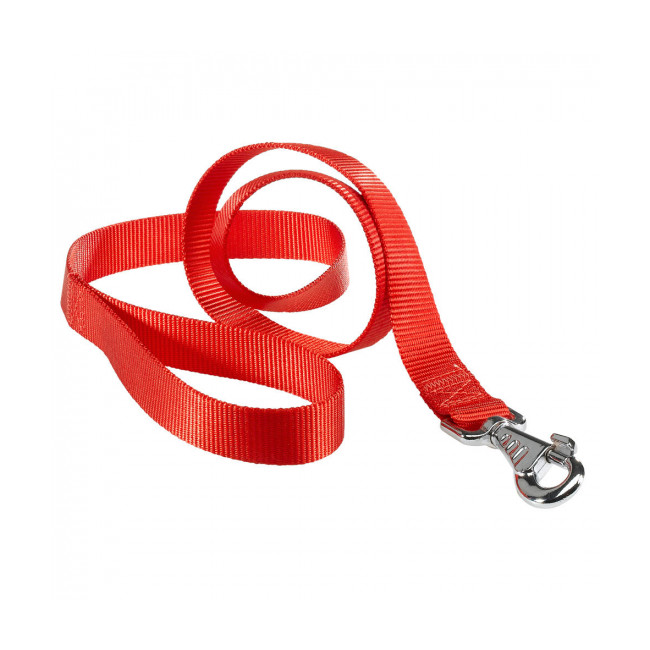 Laisse unie nylon pour chien