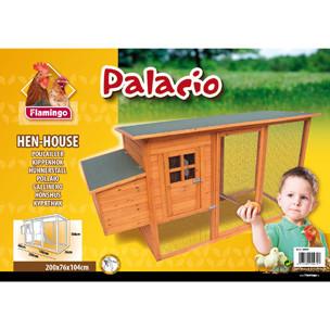 Poulailler Palacio
