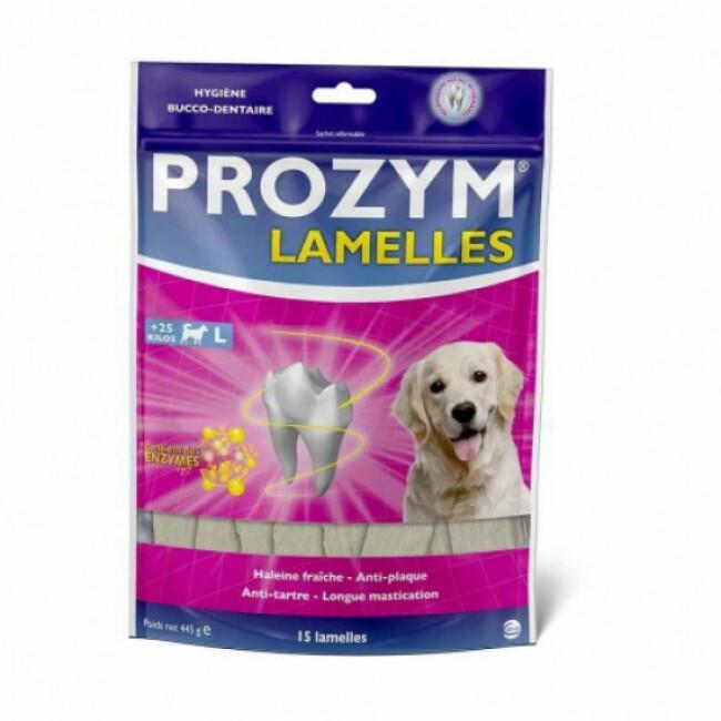 Prozym bucco dentaire pour chien