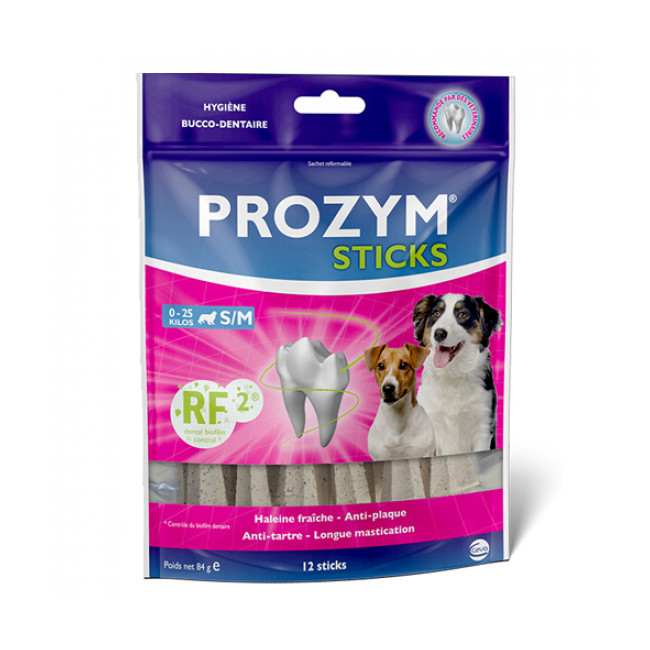Prozym RF2 Stick dentaire pour chien