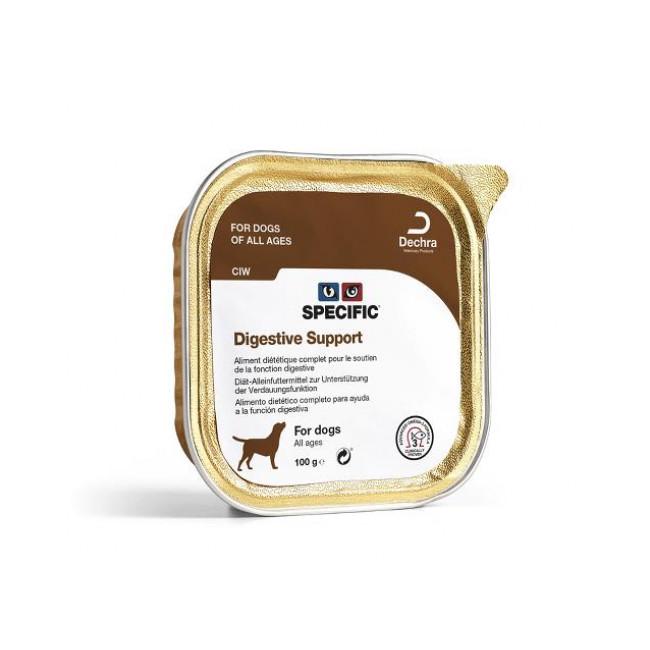 Pâtée pour chien CIW Digestive Support Specific