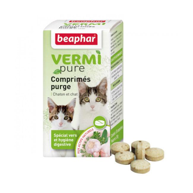 Purge Vétonature pour chat