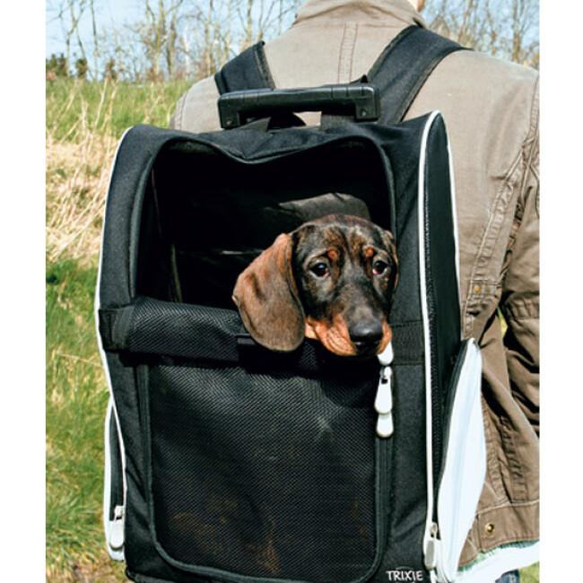 Sac à roulettes Tbag pour petit chien ou chat