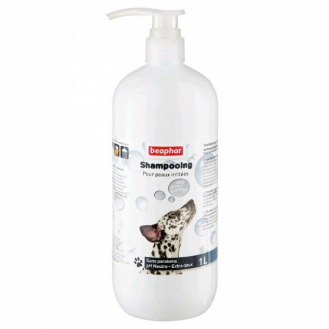 Shampoing anti-démangeaisons Béaphar pour chien et chat