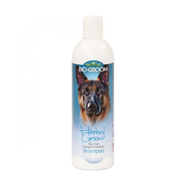 Shampoing Bio Groom Herbal Groom pour pelage chien et chat