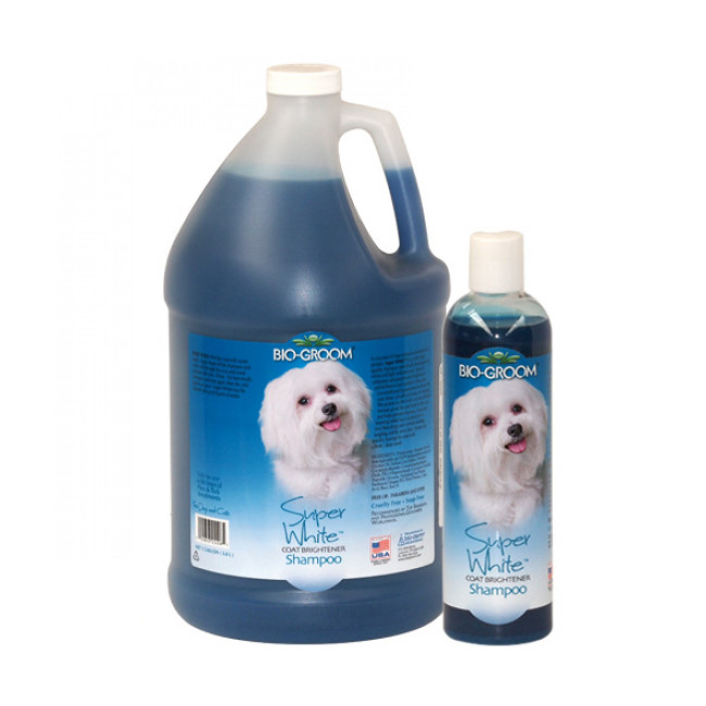 Shampoing bio groom teintant pour chien et chat