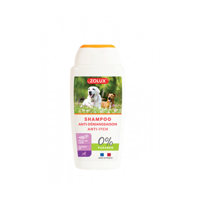 Shampoing Doggy Pro Zolux anti démangeaisons pour chien et chat