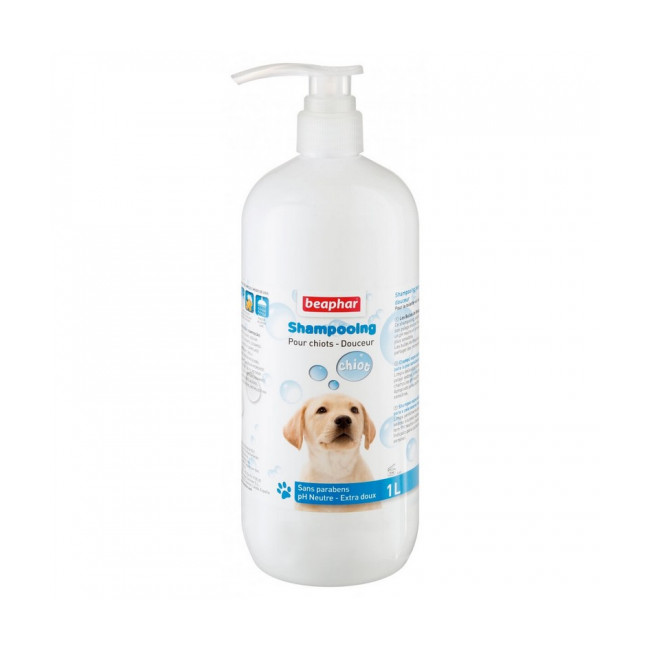 Shampoing extra-doux Beaphar pour chiot 1 litre