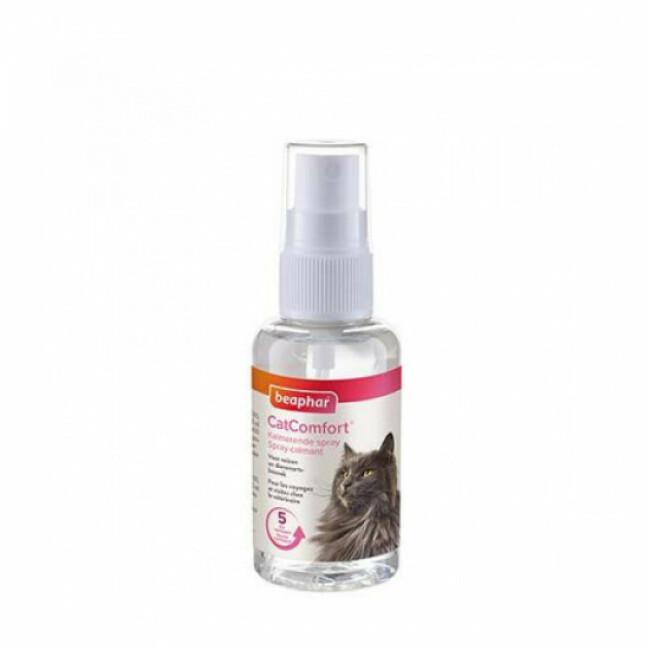 Spray CatComfort calmant aux phéromones pour chats et chatons
