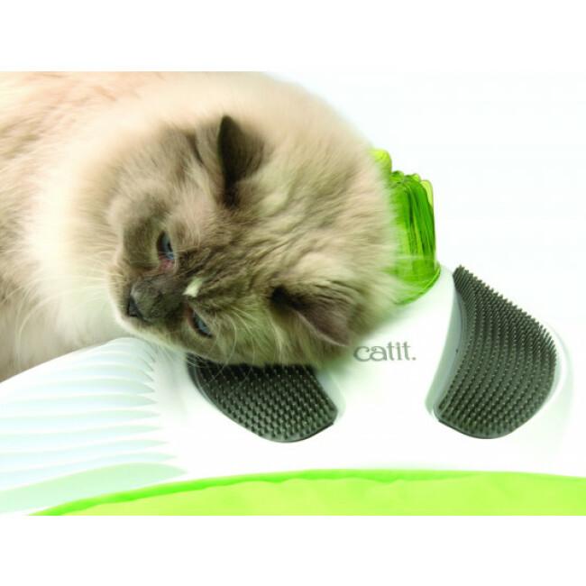 Station de massage pour chat Cat it Senses 2.0 Wellness Center