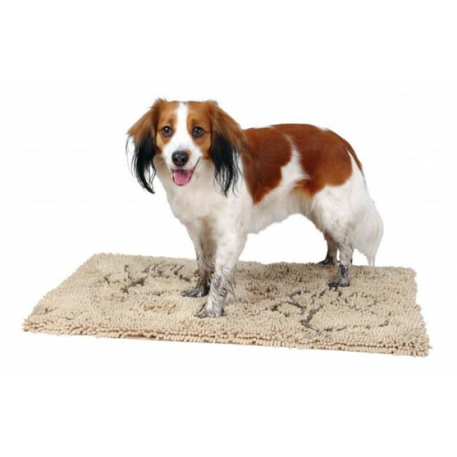 Tapis absorbant de propreté et repos PolyPuli pour chien