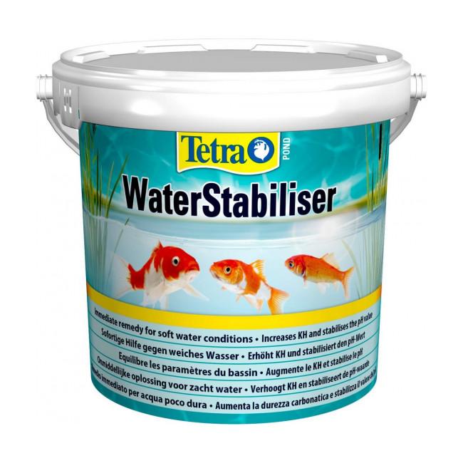 Traitement de l'eau Tetra Pond Water Stabiliser 1,2 Kg pour poissons de bassin
